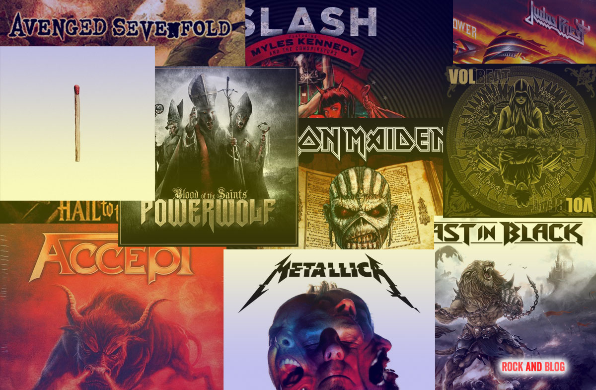 best rock albums of the decade