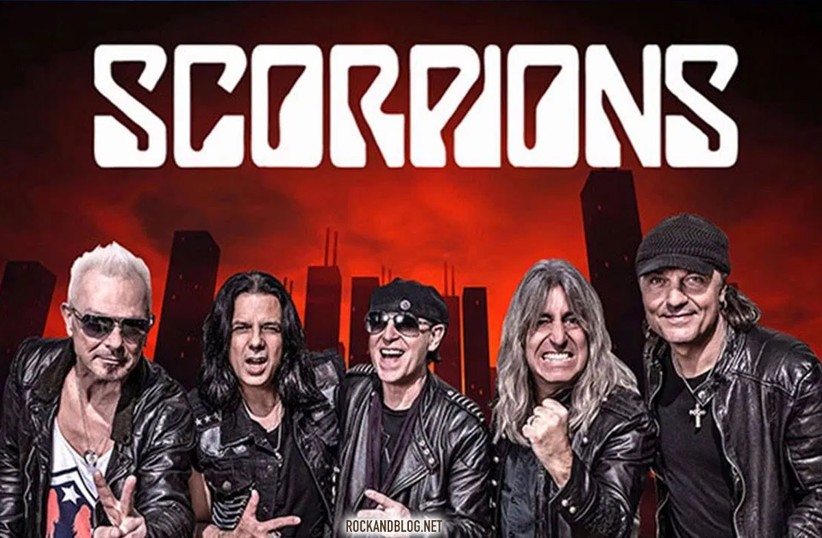 SCORPIONS. New album, tour and Las Vegas Residency in 2020