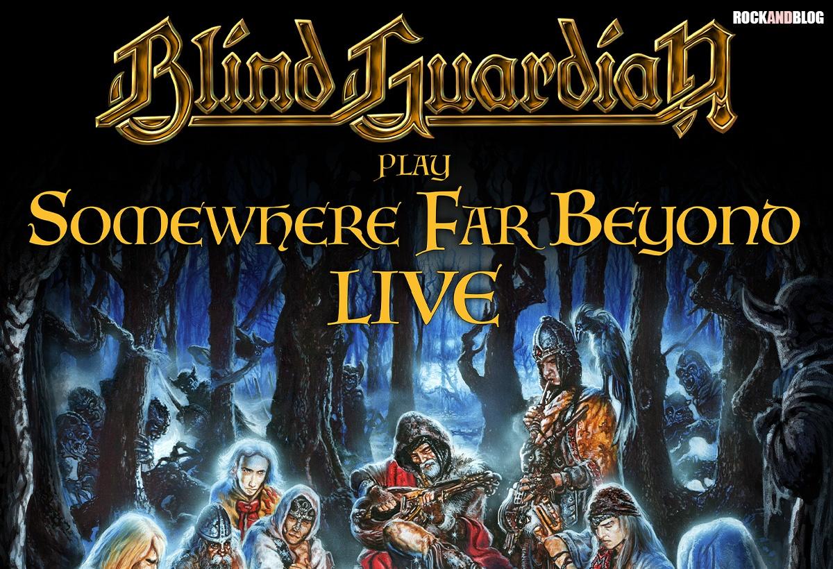 Blind Guardian Tour 2021